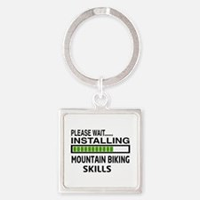 Please wait, Installing Mountain B Square Keychain