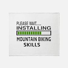 Please wait, Installing Mountain Bik Throw Blanket