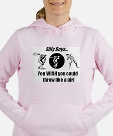 Unique Shot Women's Hooded Sweatshirt