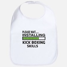 Please wait, Installing Kickboxing Skills Bib