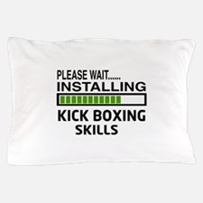 Please wait, Installing Kickboxing Ski Pillow Case
