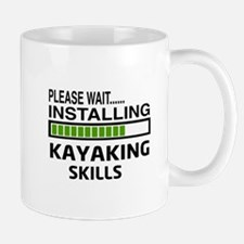 Please wait, Installing Kayaking Skills Mug