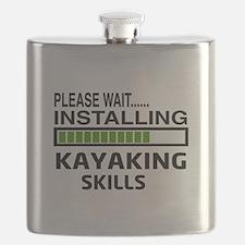 Please wait, Installing Kayaking Skills Flask