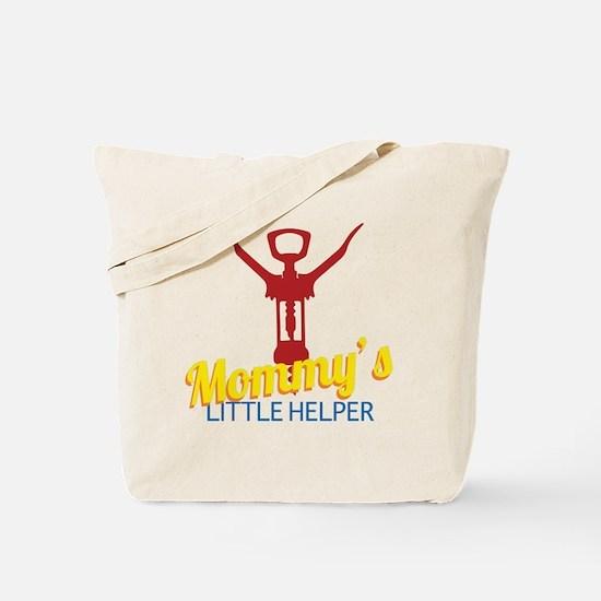 Cute Wine little Tote Bag