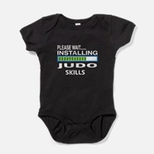 Please wait, Installing Judo Skills Baby Bodysuit