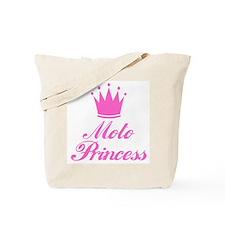 BikerBaby Moto Princess Tote Bag
