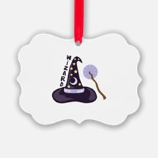 Wizard Ornament
