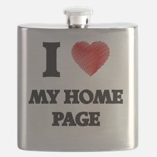 Unique Web page Flask