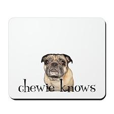 Chewie knows Mice