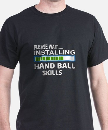Please wait, Installing Handball Skil T-Shirt