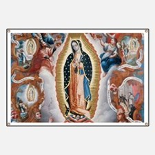 Virgin of Guadalupe Banner