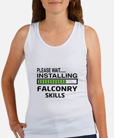 Please wait, Installing Falconry Women's Tank Top