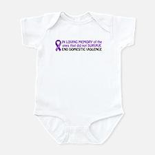 In memory Infant Bodysuit