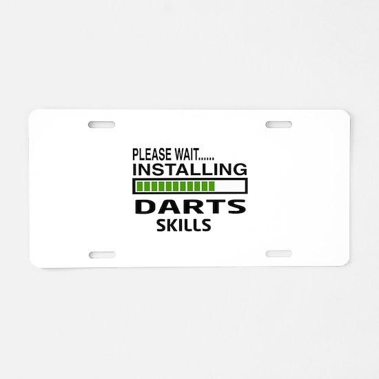Please wait, Installing Dar Aluminum License Plate
