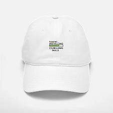 Please wait, Installing Curling Skills Baseball Baseball Cap
