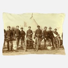 Civil War Soldiers Pillow Case