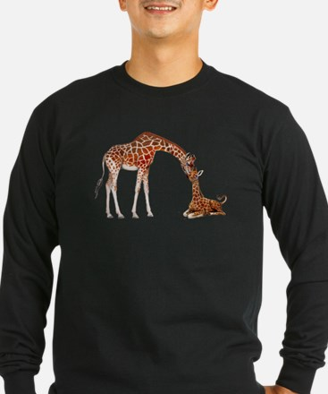 Tall Love From Above Long Sleeve T-Shirt