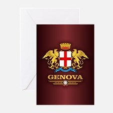 Genova Greeting Cards