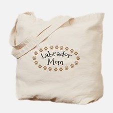 Labrador Mom Tote Bag