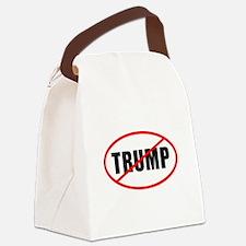 No Trump Canvas Lunch Bag