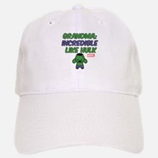 Incredible Grandma Baseball Baseball Cap