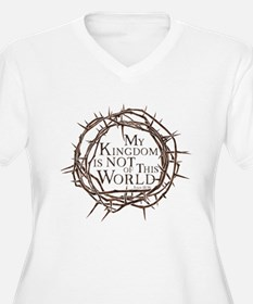 Not of This World Plus Size T-Shirt