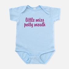 Potty Mouth Infant Bodysuit