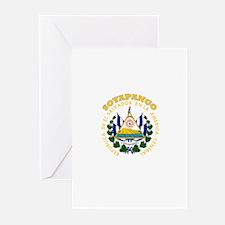 Soyapango, El Salvador Greeting Cards (Pk of 10)