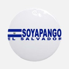 Soyapango, El Salvador Ornament (Round)