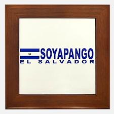 Soyapango, El Salvador Framed Tile