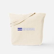 San Salvador, El Salvador Tote Bag