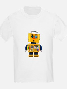 Surprised toy robot T-Shirt