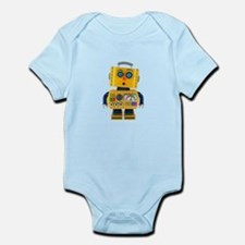Surprised toy robot Body Suit