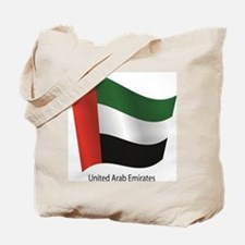 Unique Uae Tote Bag