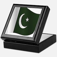 Unique Pakistan Keepsake Box
