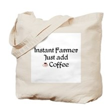Instant Farmer Tote Bag