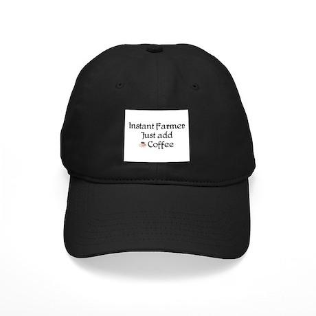 Instant Farmer Black Cap