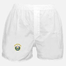 San Salvador, El Salvador Boxer Shorts