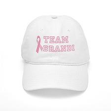 Team Brandi - bc awareness Baseball Cap