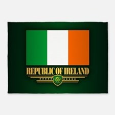 Flag of Ireland 5'x7'Area Rug