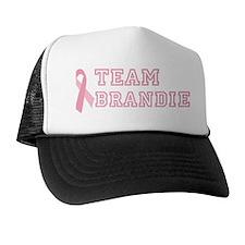 Team Brandie - bc awareness Trucker Hat