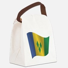 Cute Vincent Canvas Lunch Bag