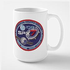 SpX-7 Logo Mug