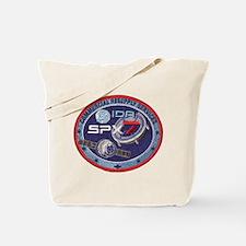SpX-7 Logo Tote Bag