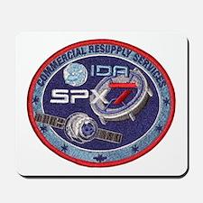 SpX-7 Logo Mousepad