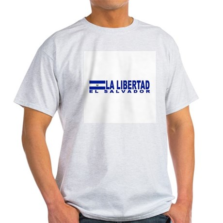 La Libertad, El Salvador Light T-Shirt