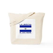La Libertad, El Salvador Tote Bag