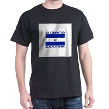 La Libertad, El Salvador T-Shirt