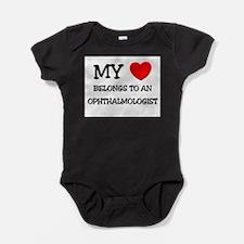 Funny Lasik Baby Bodysuit