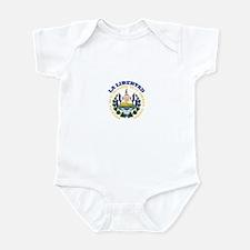 La Libertad, El Salvador Infant Bodysuit